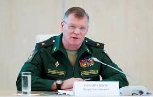 روسیه: داعش تنها در مناطق تحت کنترل آمریکا مقاومت میکند