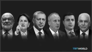 انتخابات ترکیه در ایستگاه آخر