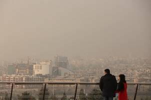 تهران و صورتک گم شده لبخند!