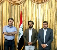نشست بررسی زمینه های همکاری های علمی-فرهنگی گروههای مردم نهاد ایران و عراق
