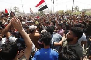 فرمول حل ناآرامی های عراق