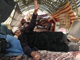 8 ماه پس از زلزله تنها 10 خانه در ریجاب سقف دار شده است!