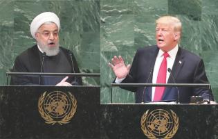 درس دیپلماسی روحانی به ترامپ