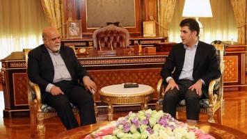 تهران - اربیل؛ حرکت بر مدار گسترش روابط سیاسی-اقتصادی