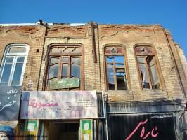 بی هویتی در نمای ساختمانها هویت بارز امروز شهر مهاباد