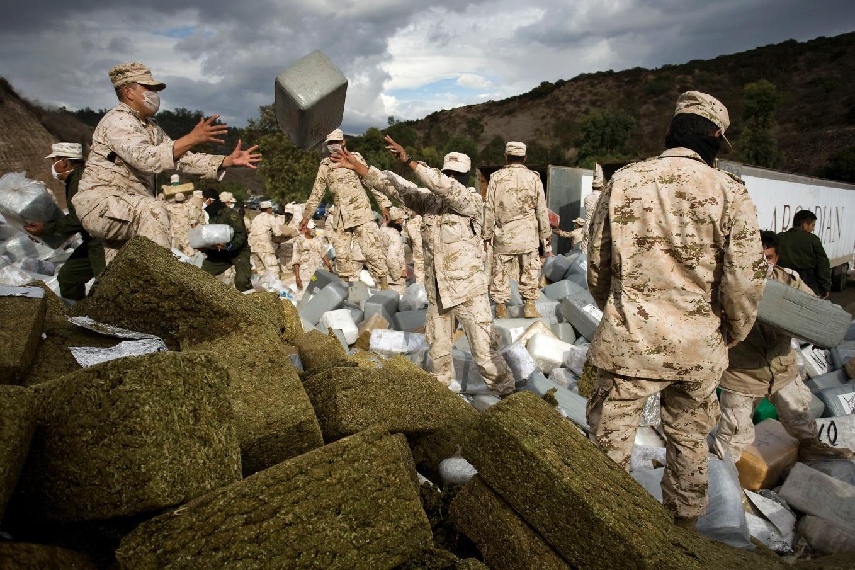 شکست مکزیک در جنگ با مواد مخدر