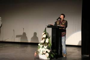 درخشش نمایش ناگهان عباس در بخش مونولوگ جشنواره