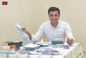 در ترکیه، یک کُرد فقط یک برگه رای است و نه بیشتر!