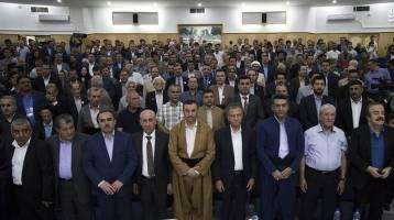 پیام «نچیروان بارزانی» به کنگره مشاهیر کرد