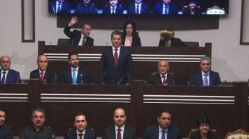 مسرور بارزانی نخست وزیر جدید اقلیم کردستان شد