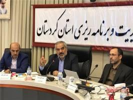 فساد اداری  در کردستان یک دروغ بزرگ است