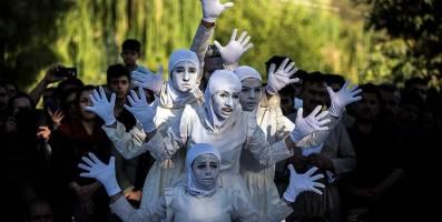 تئاتر خیابانی بازنمایی زندگی به روایتی ملموسی تر