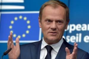 رئیس شورای اروپا از سیاستهای رئیسجمهوری آمریکا در زمینه توافق هستهای با ایران انتقاد کرد