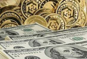 بررسی علل کاهش قیمت دلار و سکه