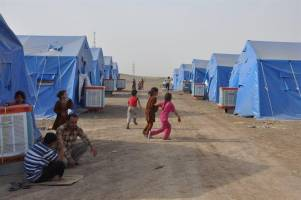 چرا همچنان شهروندان عرب عراقی به کمپهای اقلیم کردستان میروند؟