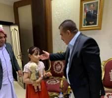 آزادی دختربچهای کُرد ایزدی که نیمی از عمرش اسیر داعش بود