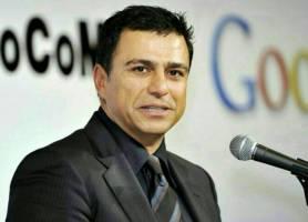 مدیریت اجرایی توئیتر به امید کردستانی رسید