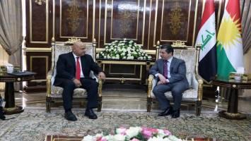 اعلام آمادگی بانک بین المللی ترمیم و توسعه برای همکاری مالی با اقلیم کردستان عراق
