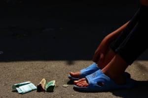 متکدیان تهرانی روزی چقدر درآمد دارند؟