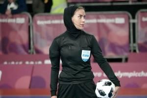 گلاره ناظمی، از فوتبال در کف خیابان تا حضور در فینال مردان در فوتسال!