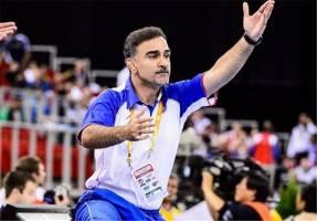 جمشید خیرآبادی، مربی کردستانی، مدیرفنی تیم ملی کشتی فرنگی ناشنوایان شد