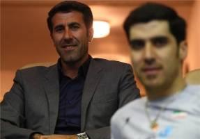 بهنام محمودی کاندیدای انتخابات فدراسیون والیبال شد