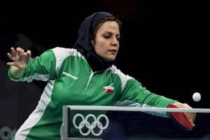 دختران پینگپنگ باز ایران راهی مرحلهی دوم قهرمانی آسیا شدند