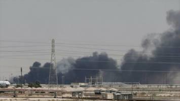 حمله به تاسیسات نفت عربستان موجب افزایش 20 درصدی بهای نفت شد