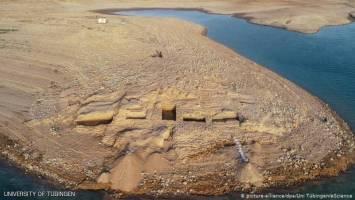 کشف آثار تمدن باستان مزوپوتامیا در منطقه بادینان (بهدینان)