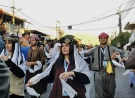 گزارشی از روز نخست فستیوال فرهنگی بینالمللی در رانیه