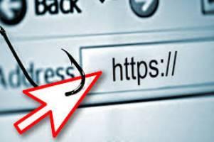 برای جلوگیری از حمله فیشینگ به آدرس سایت ها دقت کنید!