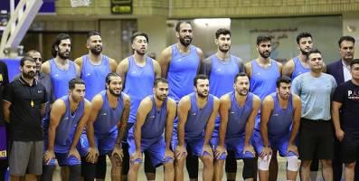 شروع مقتدرانه بسکتبال ایران در جام باشگاههای آسیا