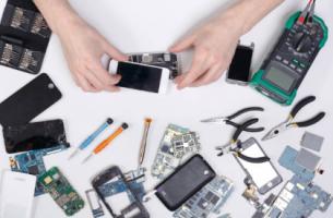 چگونه می توان در زمینه تعمیرات تلفن همراه درآمد کسب کرد؟