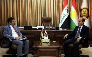 تمدید مجدد حمایت پنتاگون از نیروهای پیشمرگ کردستان (عراق)