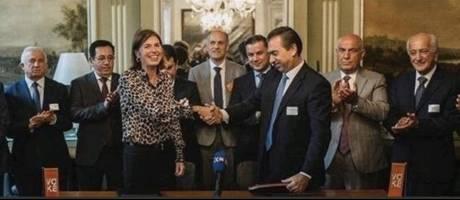 امضای توافقنامه همکاری بین اقلیم کردستان (عراق) و بلژیک