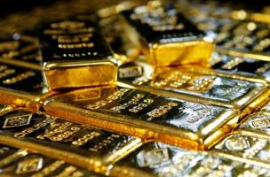 طلا در بازار جهانی ارزان شد