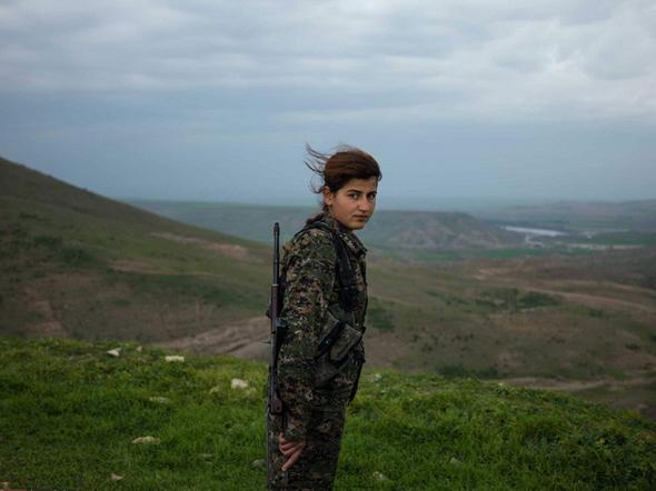 تنهایی کشنده کُردهای بیکوهستان سوریه!