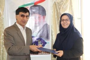 انتصاب مسئول پژوهش داره کل فرهنگ و ارشاد اسلامی استان کرمانشاه