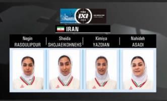 نخستین پیروزی دختران ایران برابر اوگاندا رقم خورد