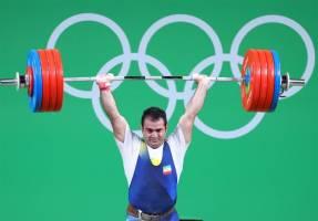 سهراب مرادی تا المپیک به رکوردهایش خواهد رسید