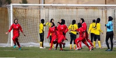 شروع فصل جدید لیگ برتر فوتبال بانوان کشور