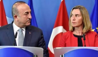 کمیسیون اروپا: سیاست خارجی ترکیه باید با اتحادیه اروپا هماهنگ شود