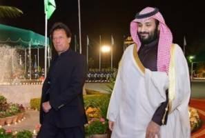 چشم ها به دهان خان پاکستانی دوخته شده است