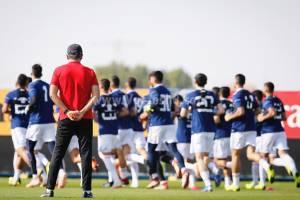 تمرین امروز (شنبه) تیم ملی فوتبال ایران؛ پشت درب های بسته