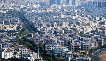 مناطق جنوب تهران پیشتاز تورم مسکن