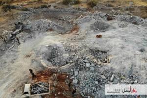 گزارش تصویری - حمله آمریکا به محل اختفای ابوبکر بغدادی