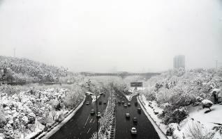زمستان های برفی به خاطره تبدیل شده است