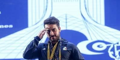 کیانوش رستمی: میخواهم مسیر را برای رفتن به المپیک باز کنم