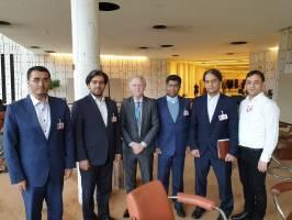 حضور پژوهشگران حوزه صلح ایران در مجمع امور اقلیت های شورای حقوق بشر سازمان ملل