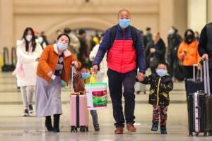 کرونا،مسافر مرگ آفرین چینی
